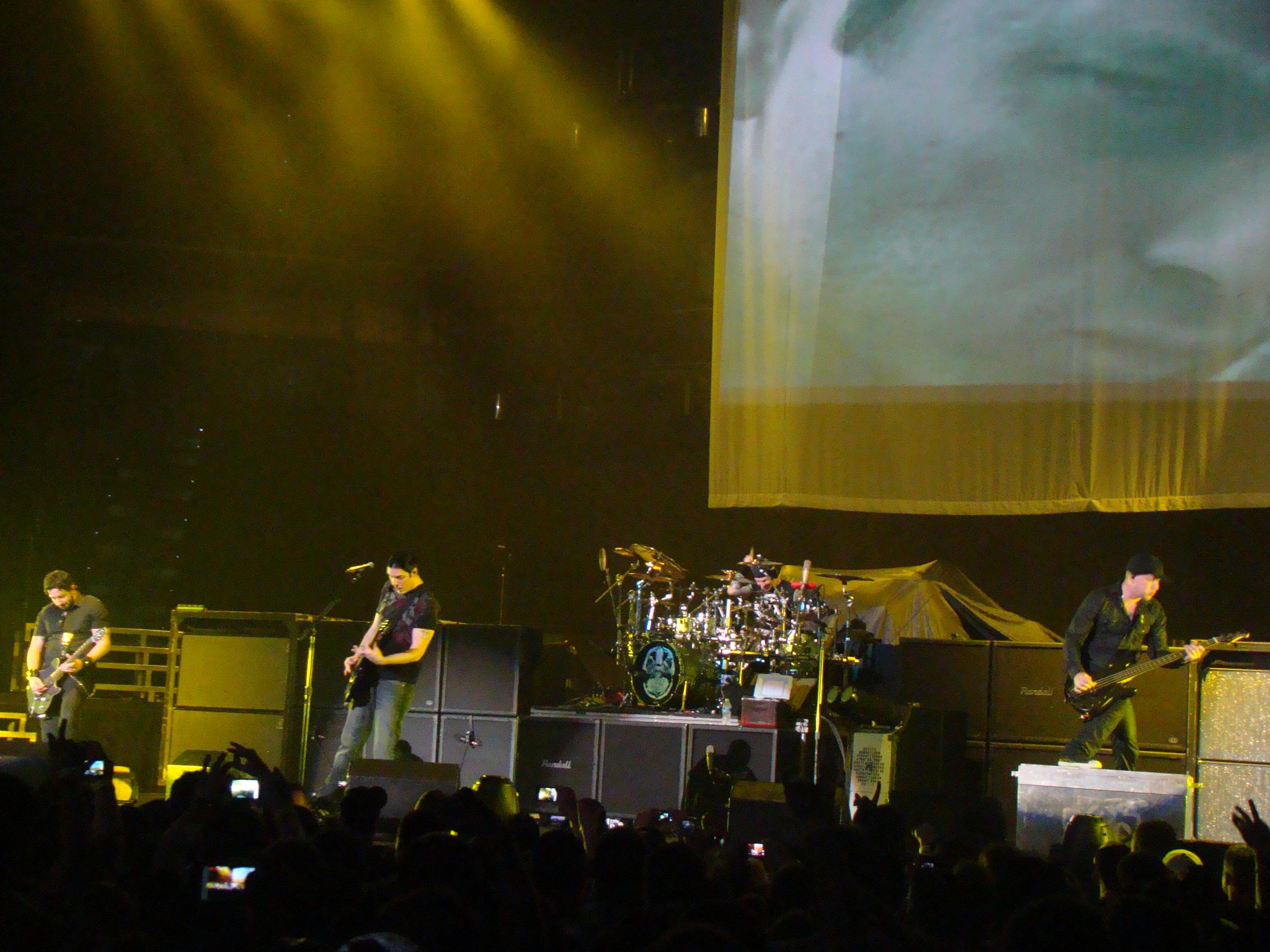 Nickelback Concert Review Tulsa Rekcutx