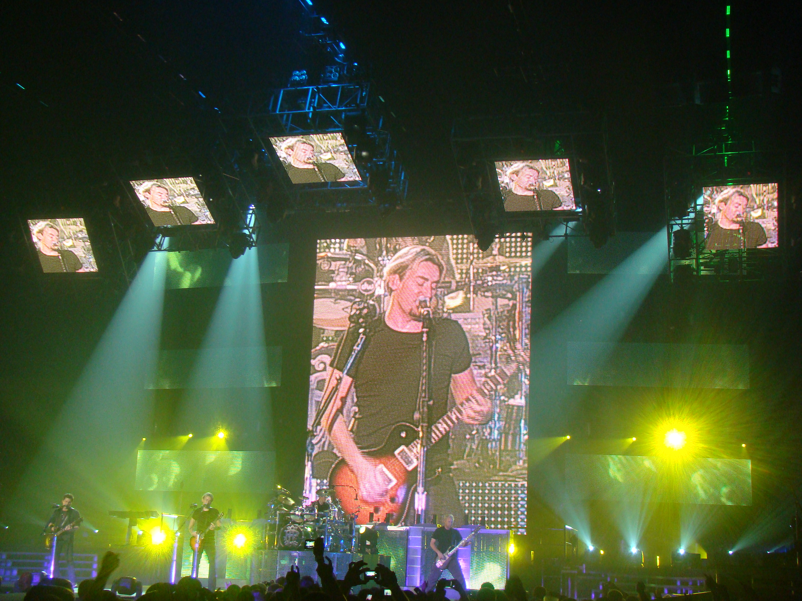 Nickelback Setlist  Tour